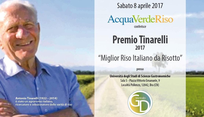 Premio Antonio Tinarelli 2017