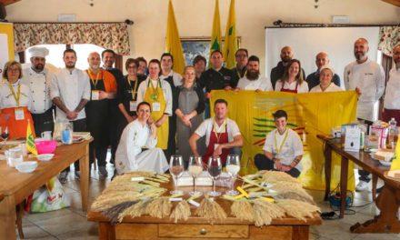 Il secondo corso Agrichef di Coldiretti Piemonte parla anche di riso
