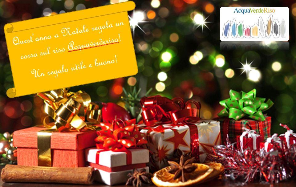 Conoscendo e Risottando – Per Natale regala un corso sul Riso!